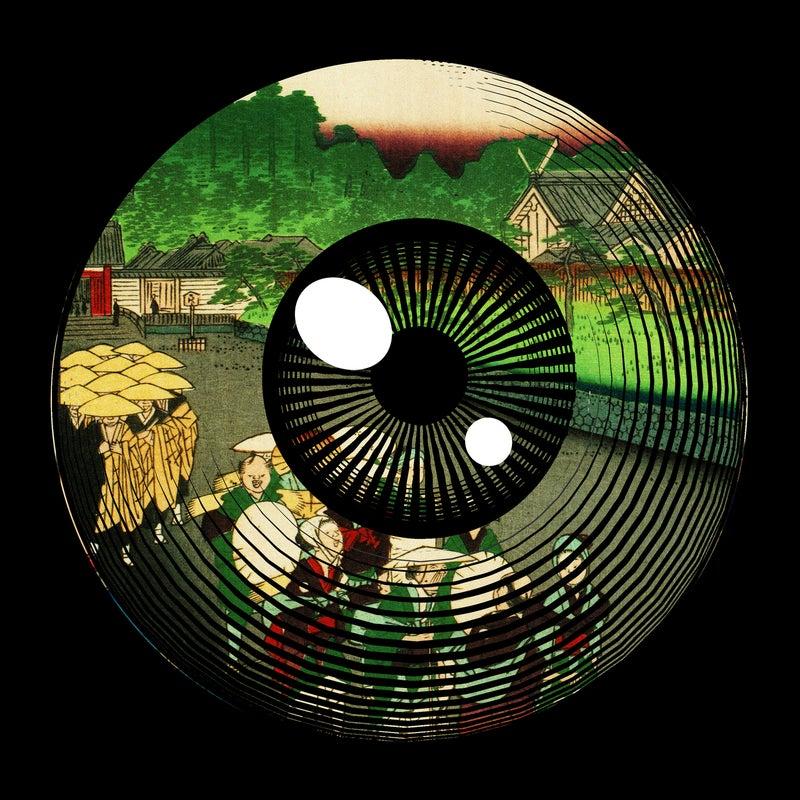 Tokyo Hyaku Synchronicity #079 Seven Monks