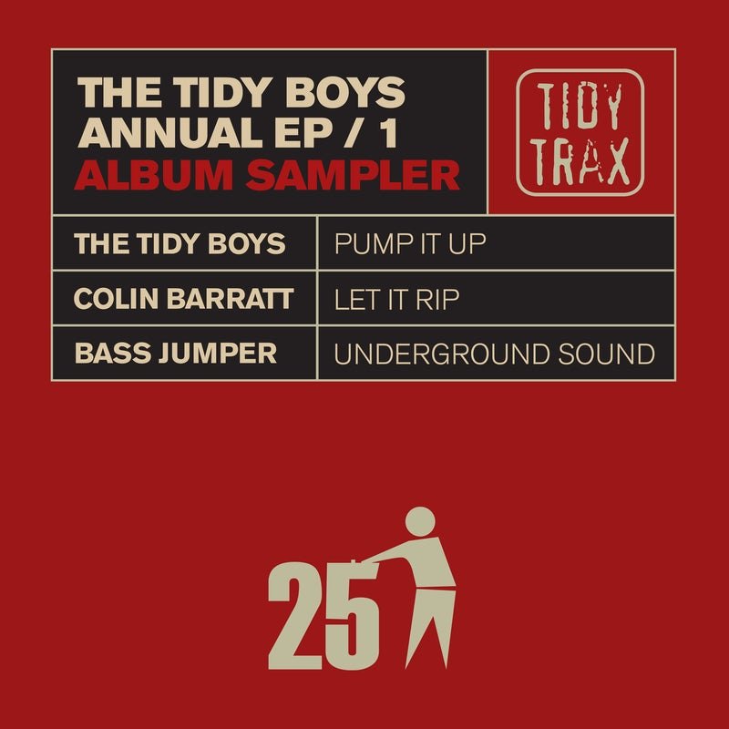 Tidy Boys Annual EP, Vol 1