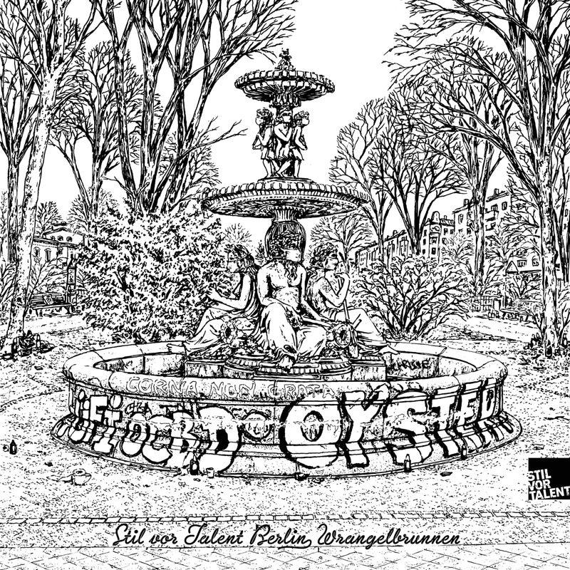 Stil Vor TalentBerlin:Wrangelbrunnen