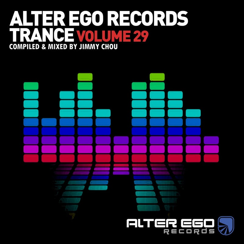 Alter Ego Trance, Vol. 29: Mixed By Jimmy Chou