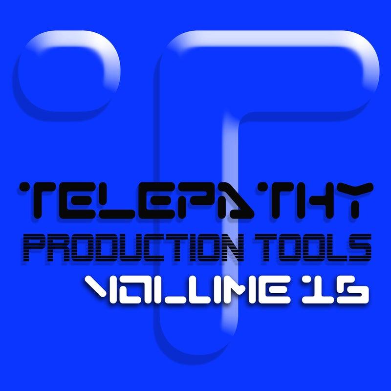 Telepathy Production Tools Volume 16