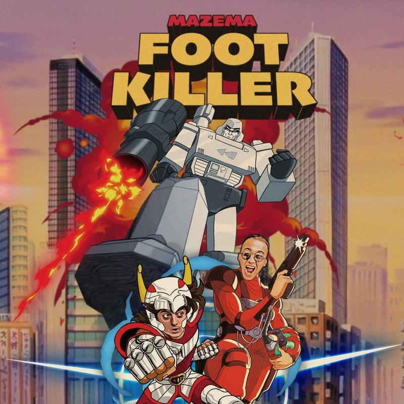 Foot Killer