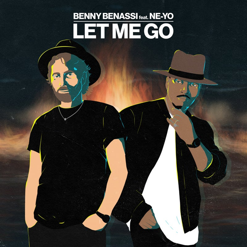 Let Me Go - Extended Mix