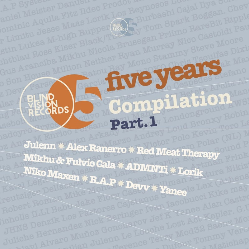 Five Years Compilation Part 1