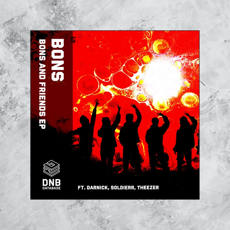 Bons and Friends EP