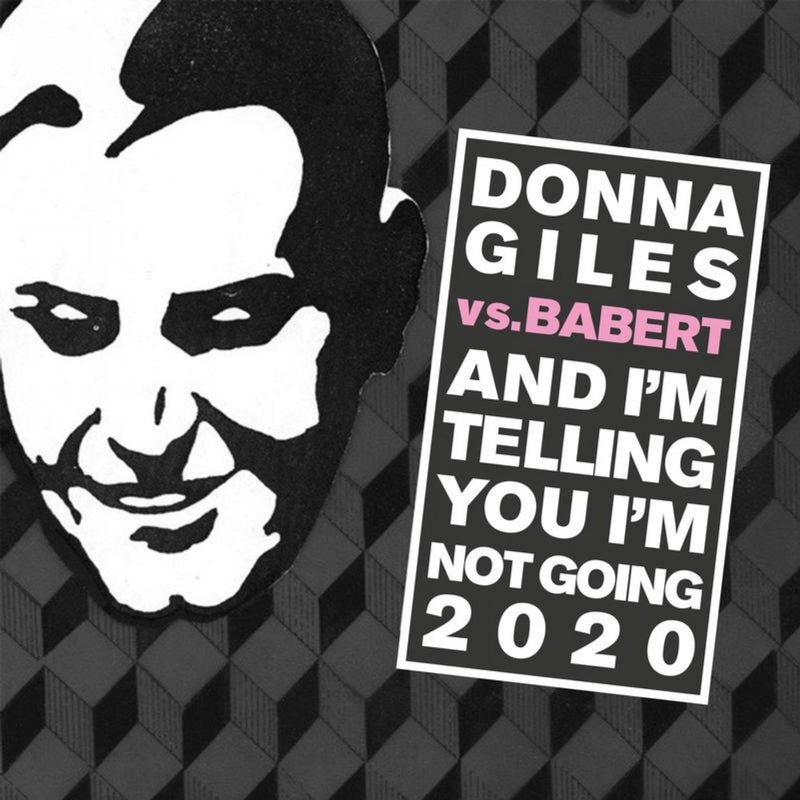 And I'm Telling You I'm Not Going 2020 (Babert Remix)