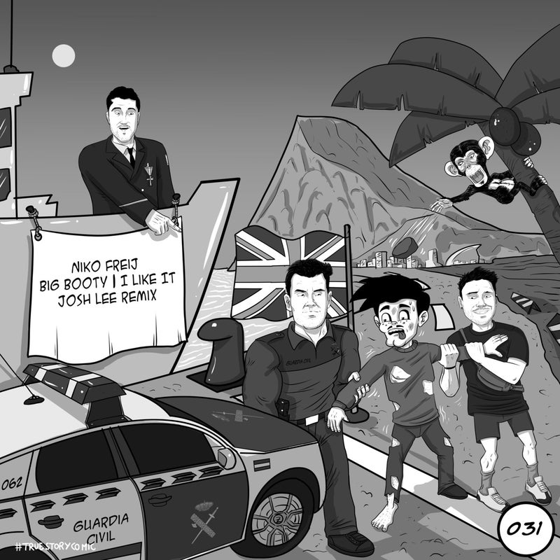 Big Booty | I Like It Incl. Josh Lee Remix
