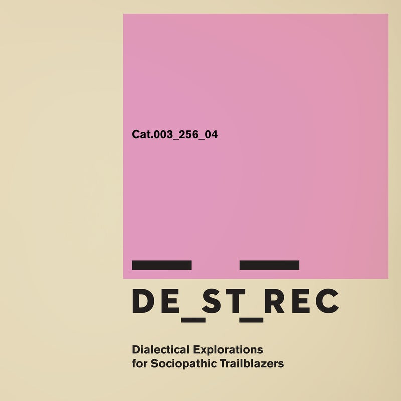 DE_ST_REC CAT.003.256.04 - Dialectical Exploration