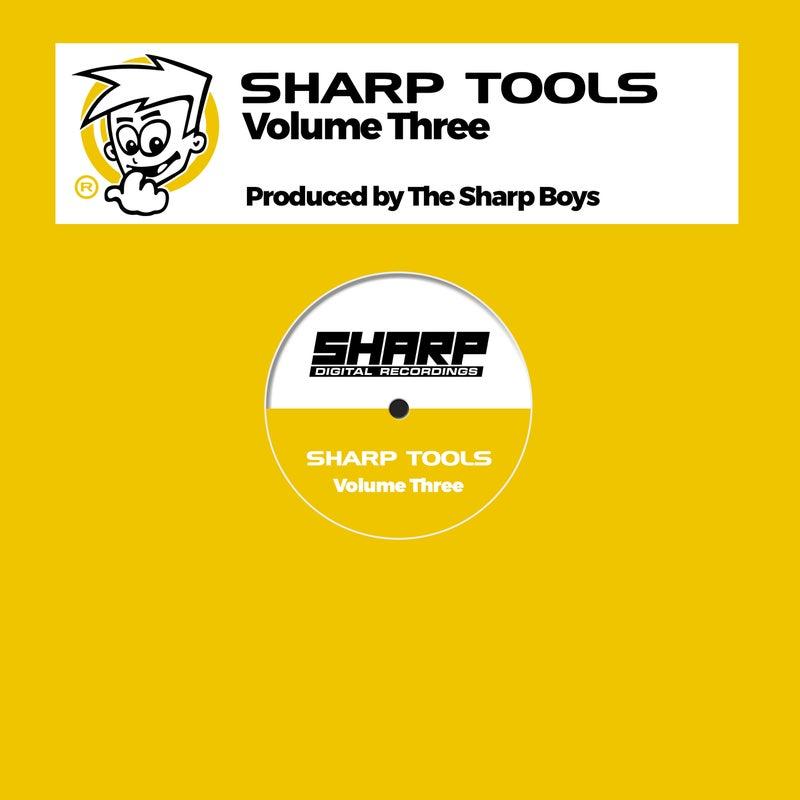 Sharp Tools, Vol. 3