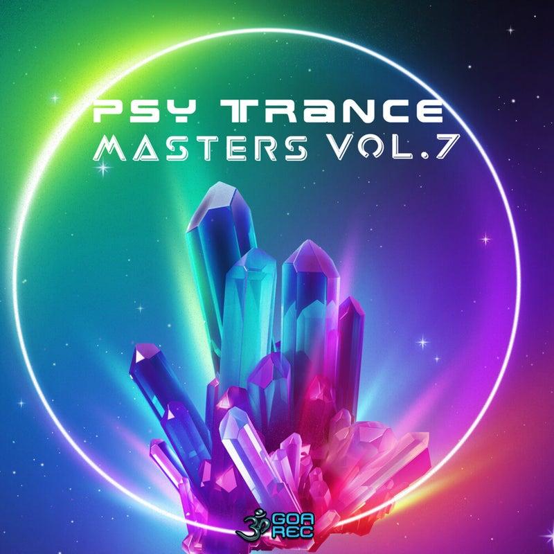 Psytrance Masters, Vol. 7
