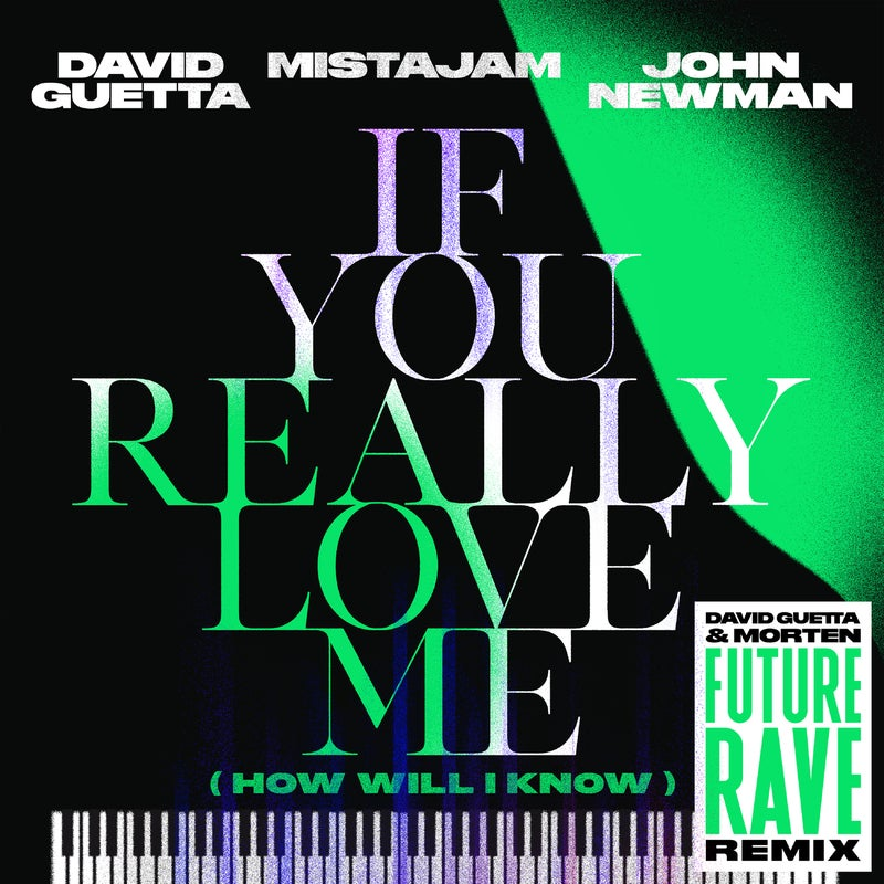 If You Really Love Me (How Will I Know) [David Guetta & MORTEN Future Rave Remix Extended]