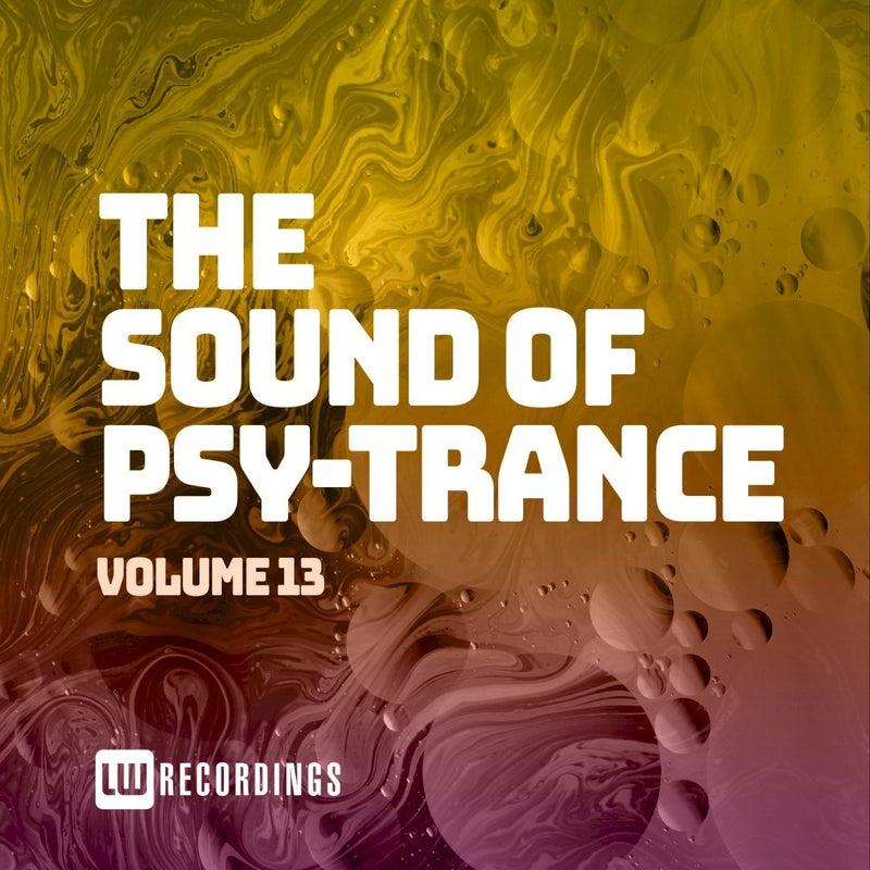 The Sound Of Psy-Trance, Vol. 13