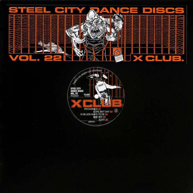 Steel City Dance Discs Volume 22