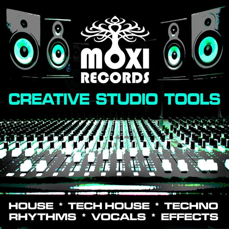 Moxi Creative Studio Tools Vol 13