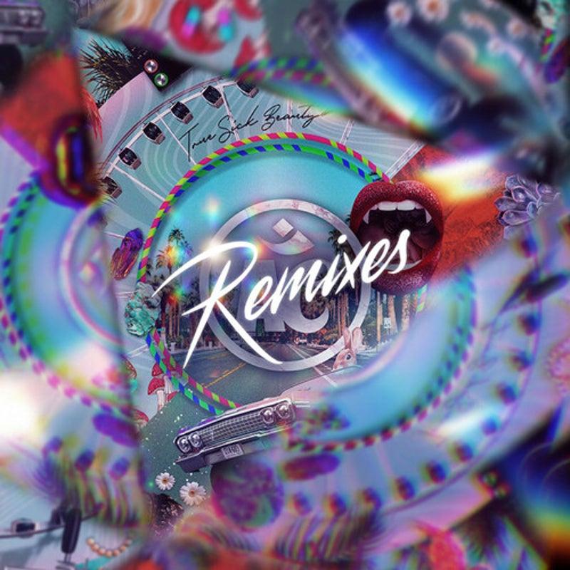 Spiritual Gangstas Remix Album