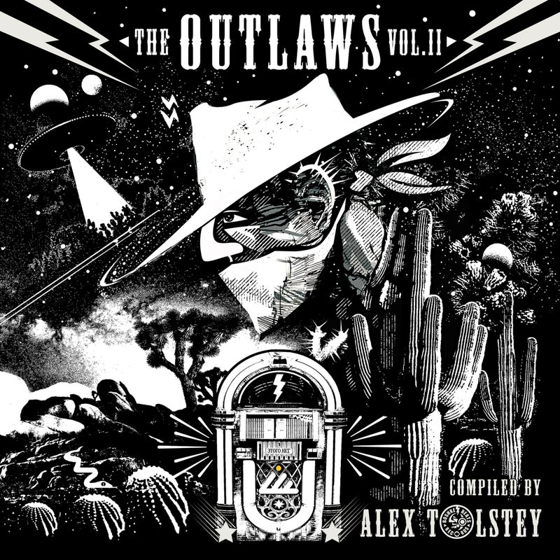 The Outlaws, Vol. 2 - Compiled by Alex Tolstey