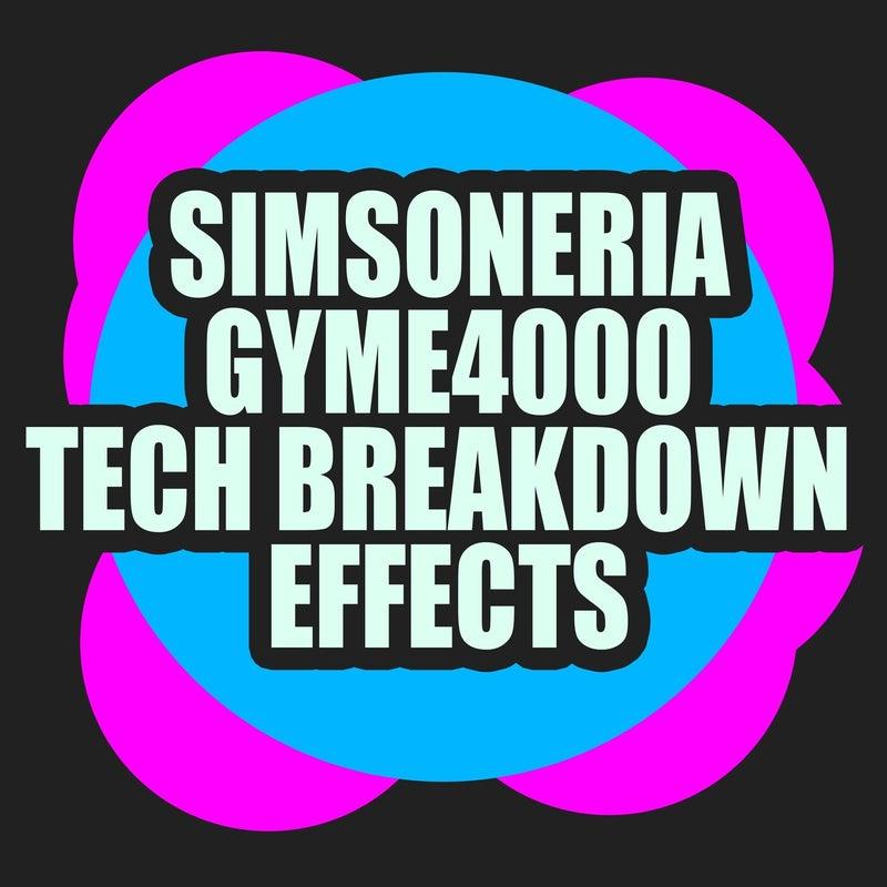 Tech Breakdown Effects