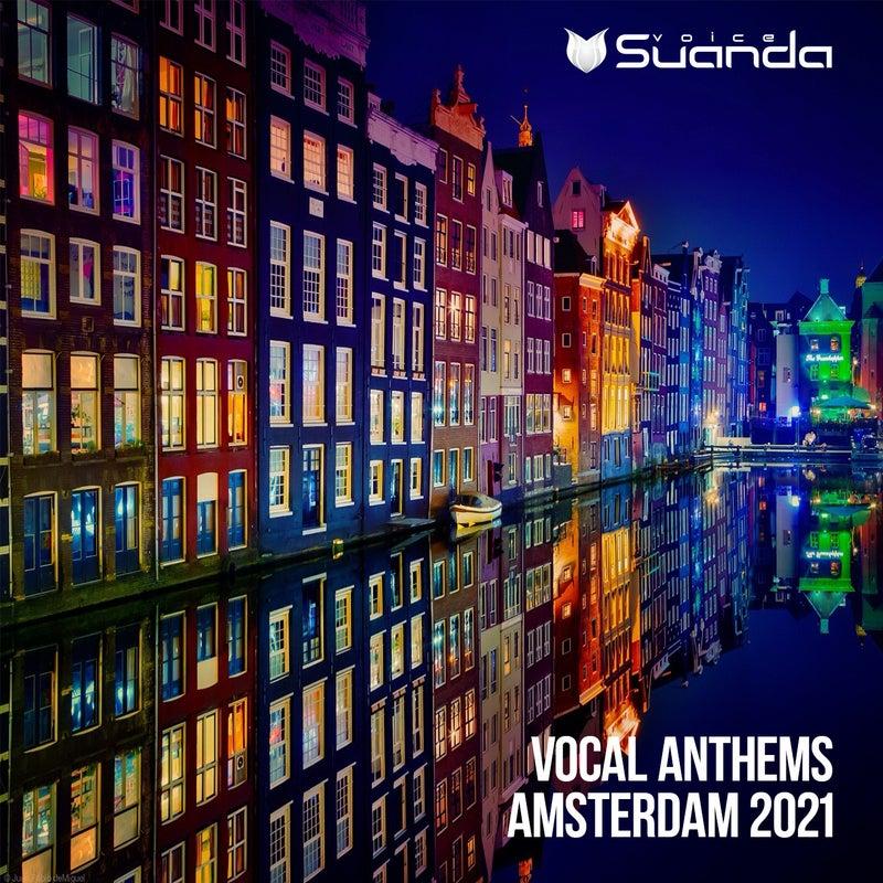 Vocal Anthems Amsterdam 2021