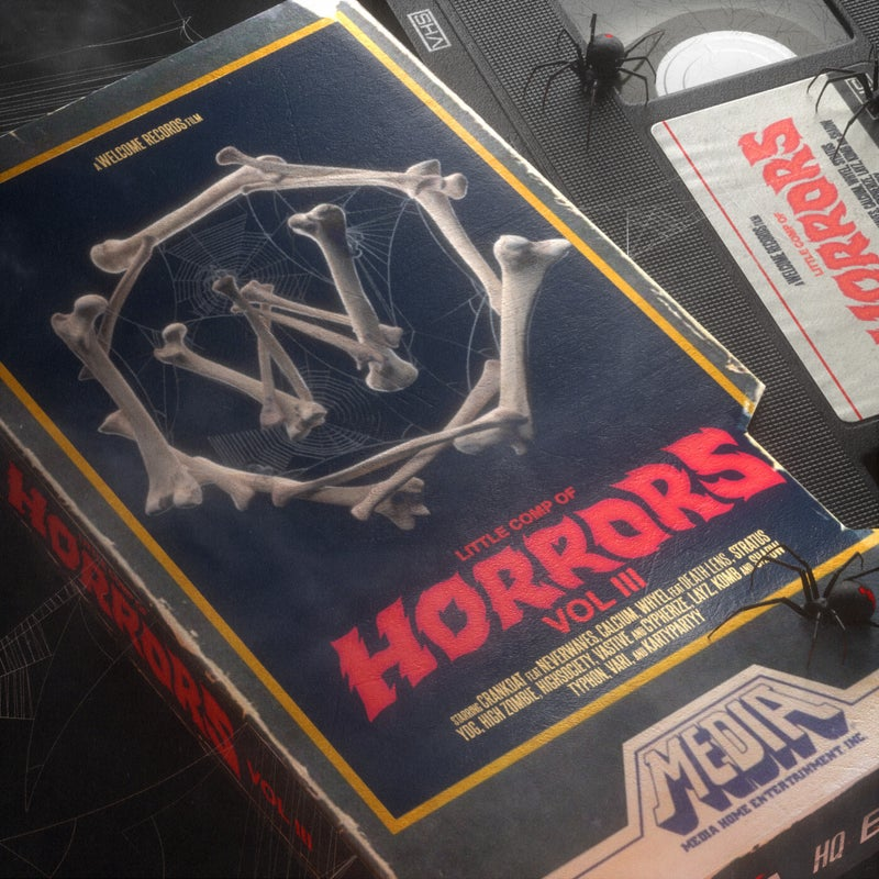 Welcome Presents Little Comp of Horrors Vol. 3