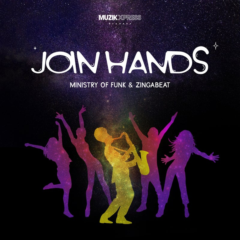 Ministry Of Funk, Zingabeat - Join Hands