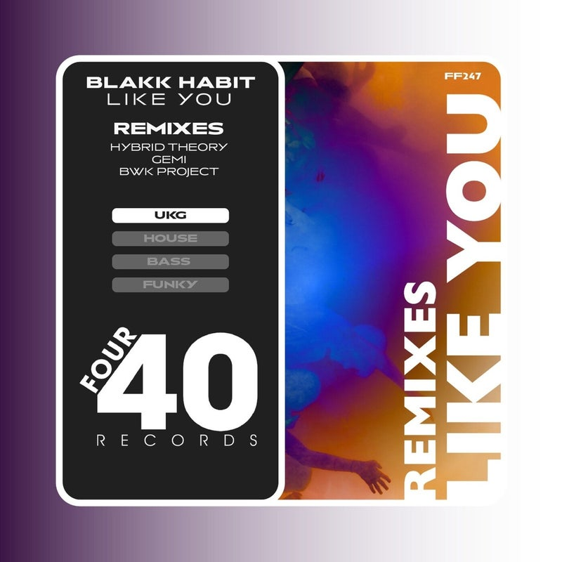 Like You Remixes