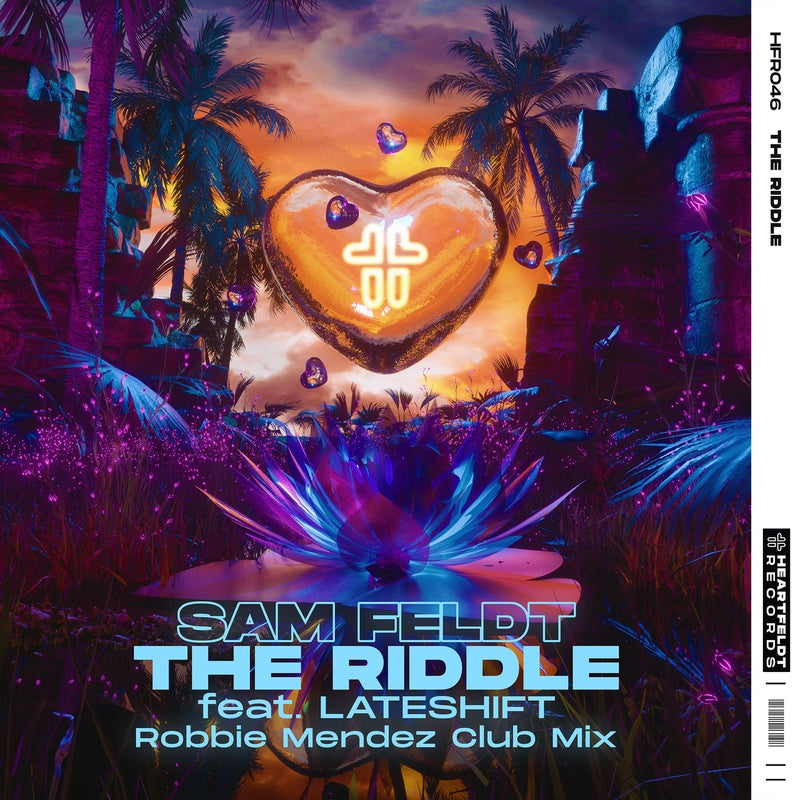 The Riddle (feat. Lateshift) [Robbie Mendez Extended Club Mix]