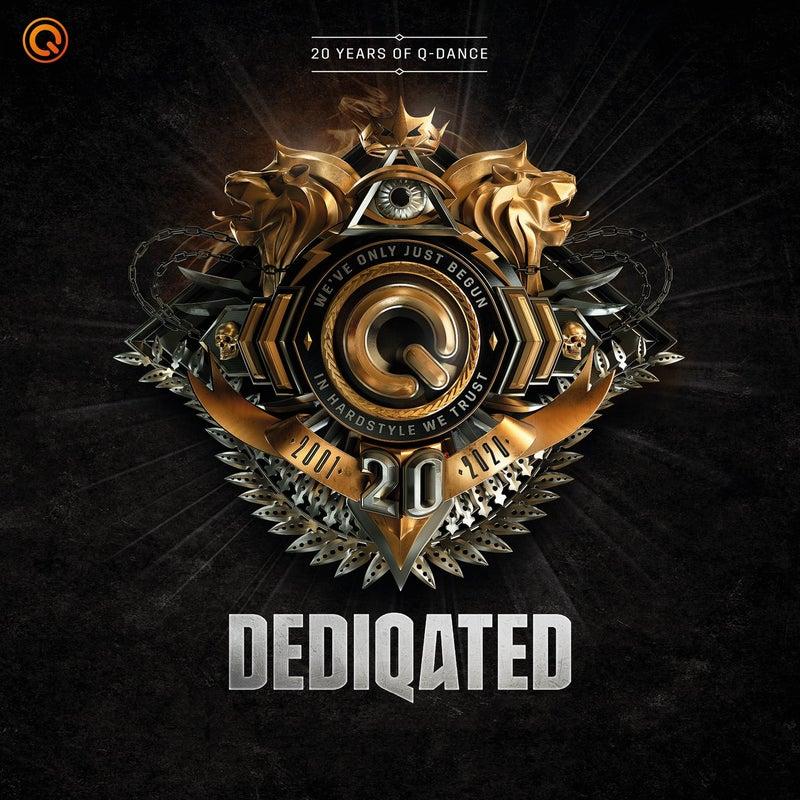 DEDIQATED - 20 Years Of Q-dance