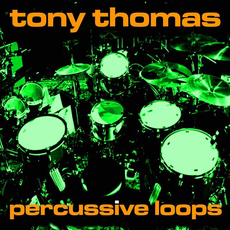 Percussive Loops Vol 15