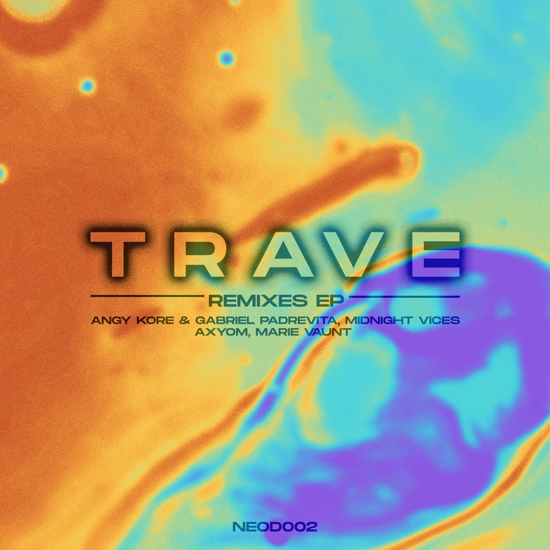 Trave Remixes EP