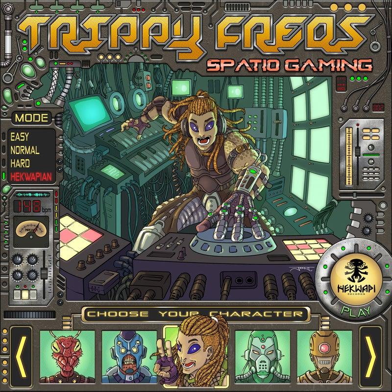 Spatio Gaming