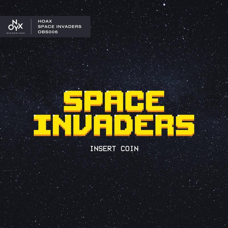 Space Invaders EP - Original