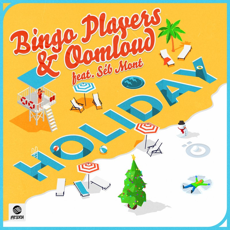 Holiday (feat. Séb Mont) [Extended Mix]