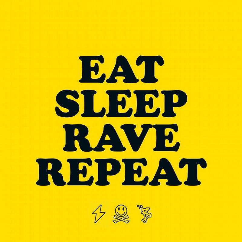 Eat Sleep Rave Repeat (feat. Beardyman)