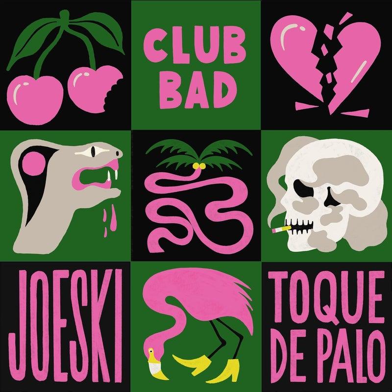 Toque De Palo EP