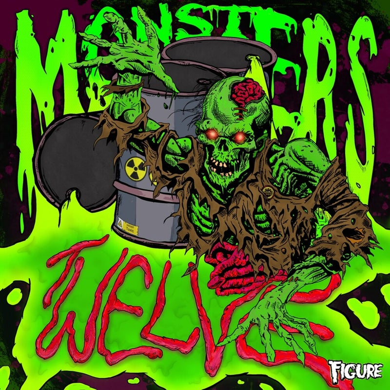 Monsters 12