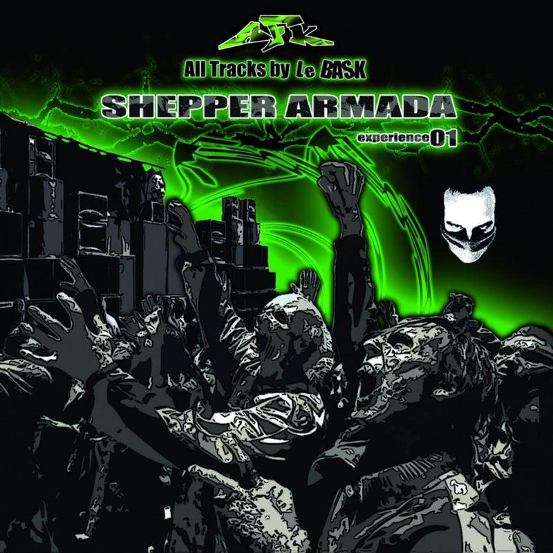 Shepper Armada \ Experience 01