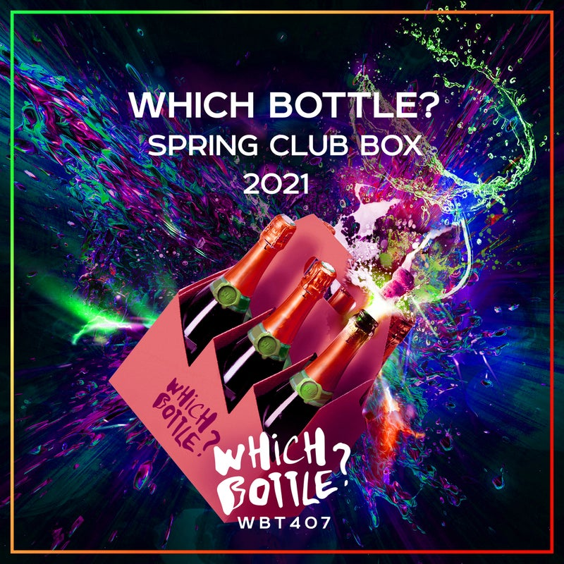 Which Bottle?: SPRING CLUB BOX 2021