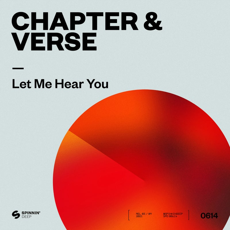 Let Me Hear You (Extended Mix)