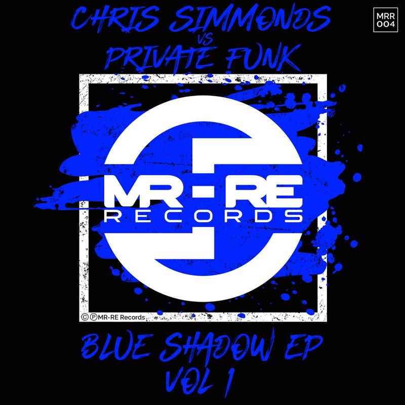 Blue Shadow EP, Vol. 1