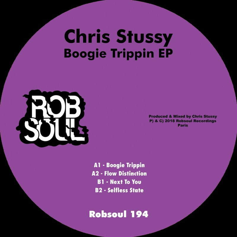 Boogie Trippin EP