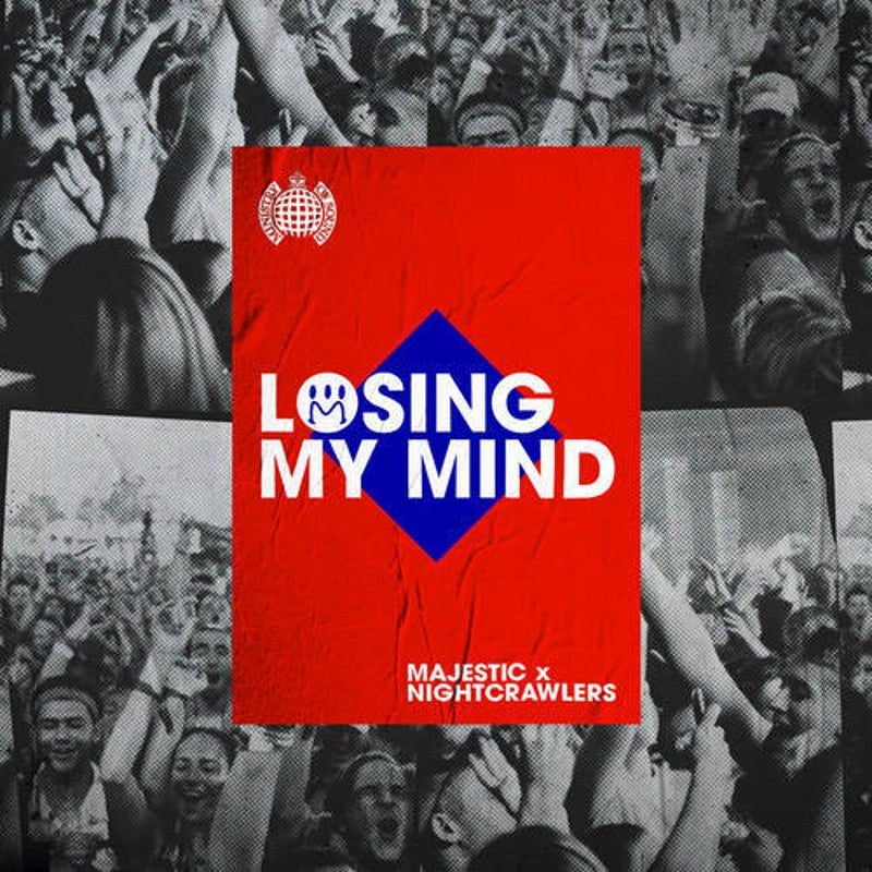 Losing My Mind (Extended)