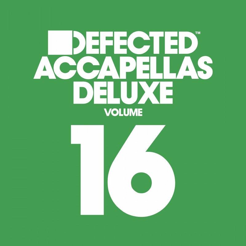Defected Accapellas Deluxe Volume 16