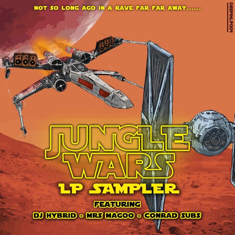 Jungle Wars: Episode V - LP Sampler