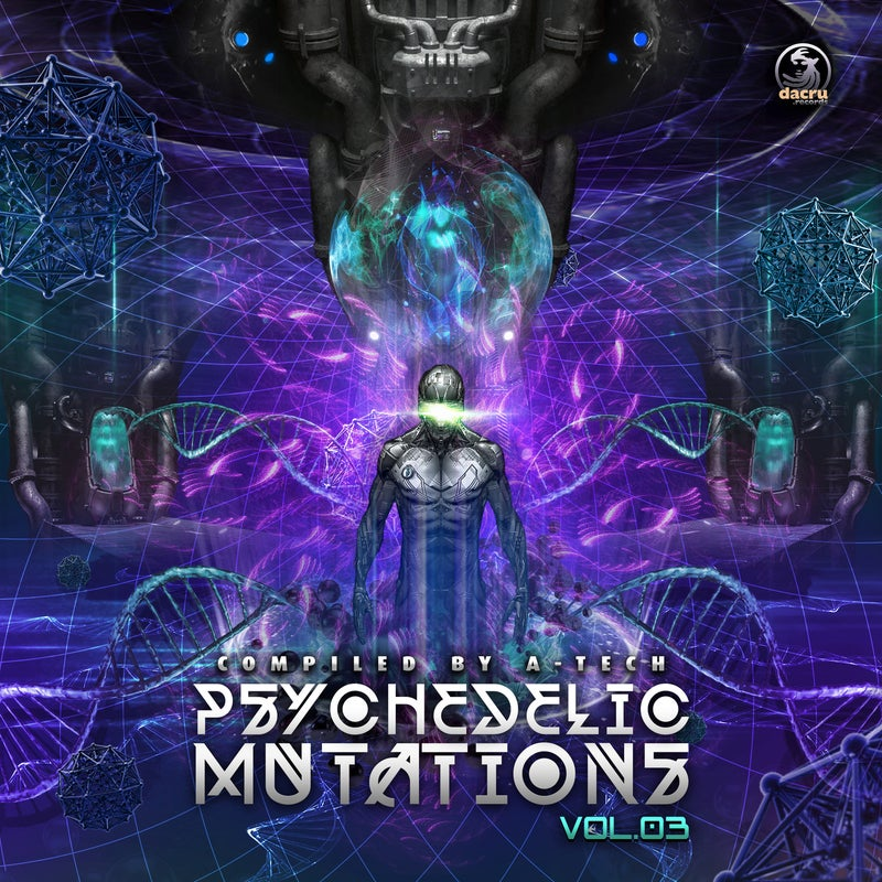 Psychedelic Mutations, Vol. 3 compiled by A-Tech