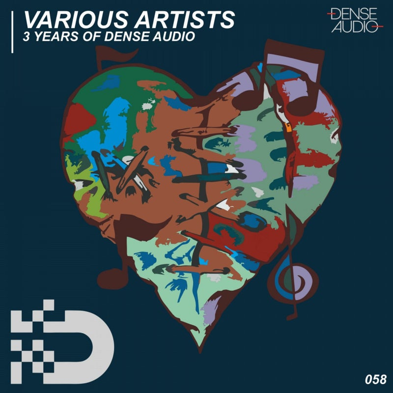 3 Years of DENSE AUDIO (Best Tracks)