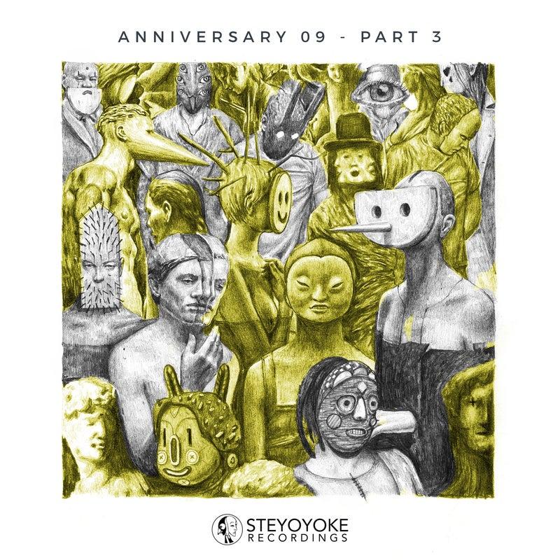 Steyoyoke Anniversary, Vol. 09 (Part 3)