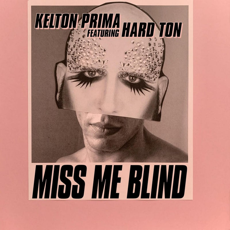 Miss Me Blind Featuring Hard Ton