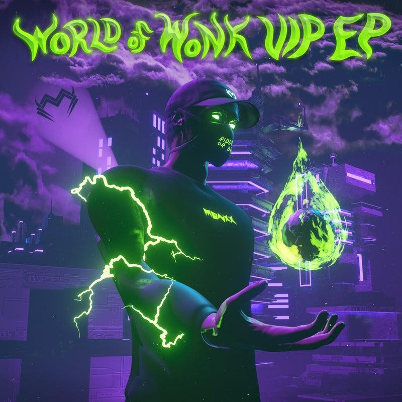 World Of Wonk VIP EP