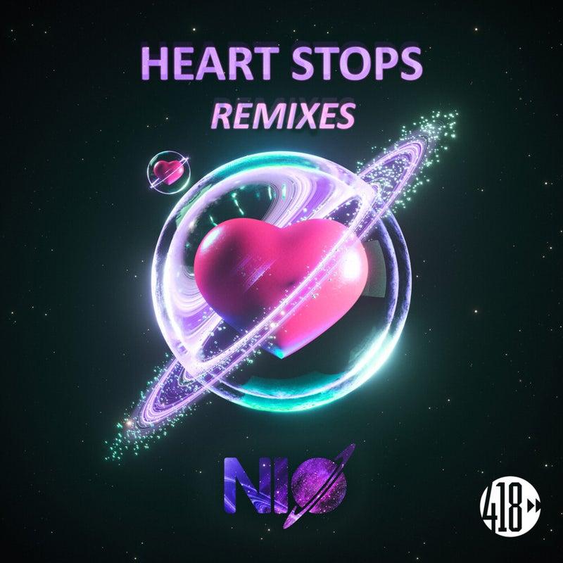 Heart Stops (The Remixes)