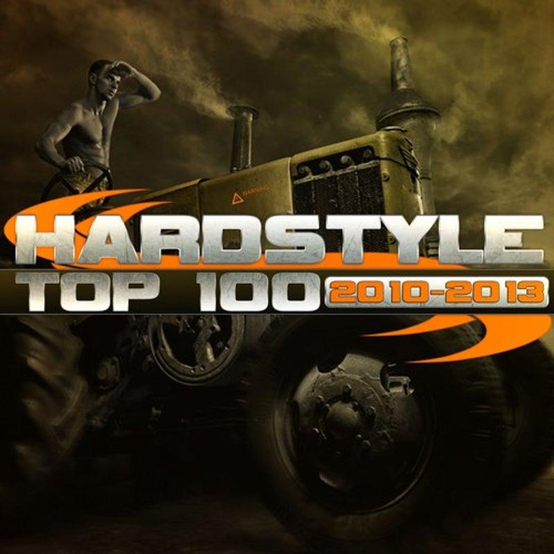 Hardstyle Top 100 2010-2013